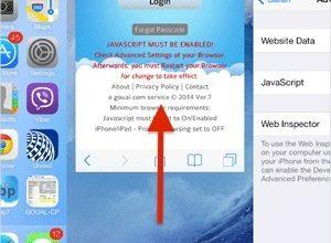 Сбой Safari: не открываются страницы |