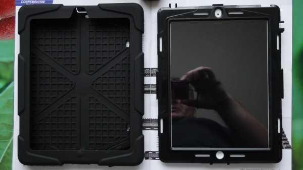 Чехол Griffin Survivor для iPad 2 - Авиационные и компьютерные заметки