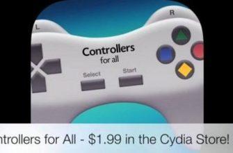 Controllers for All – поддержка PS3-контроллера для iOS-устройств (твик)  | Яблык