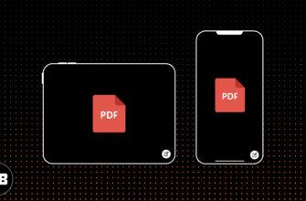 Чем открыть PDF на iPad: iOS - Статьи - Дай программу! - сайт о программах
