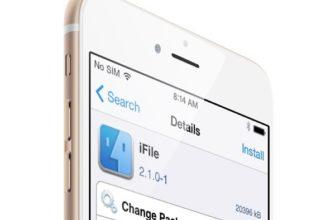 Твик iFile. Файловый менеджер для iPad | Все для iPad