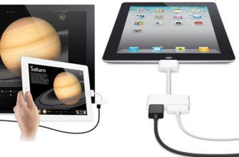 Обзор популярных способов подключения iPad к телевизору. Как подключить iPad к телевизору