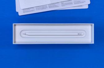 Обзор Apple Pencil 2-го поколения для iPad. Игрушка или стоит того? Обзоры пользователей