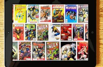 Лучшие приложения для чтения комиксов на вашем iPad • Оки Доки
