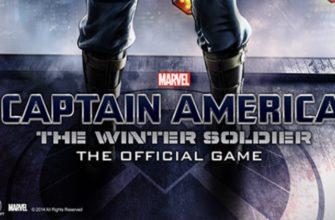 Captain America: The Winter Soldier для Apple iPad mini 2018 - Скачать бесплатно игры для iOS планшетов