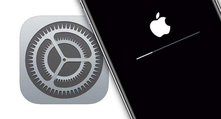 Как переустановить iOS на iPhone, iPad или iPod Touch    Яблык