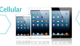 Cellular - что это такое на iPad и в чём разница