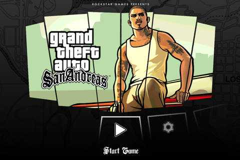 Grand Theft Auto: San Andreas on the AppStore