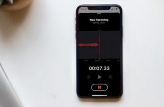 Запись звука в приложении «Диктофон» на iPod touch - Служба поддержки Apple