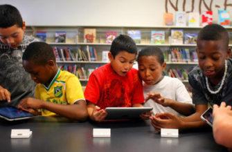 Стоит ли покупать iPad детям? |