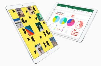 Apple показала iPad Pro с дисплеем с поддержкой HDR и частотой 120 Гц •