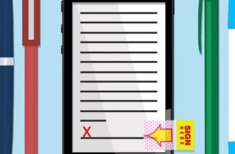 Подписываем документы на iPhone и iPad с помощью стандартного почтового клиента iOS