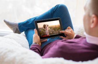 Как смотреть фильмы на iPad: выбор приложения, настройка, порядок действий -