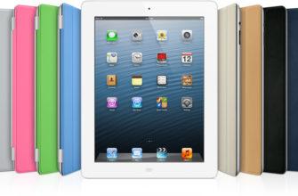 Что такое Smart Cover для Apple iPad