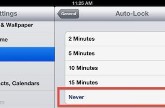Stop iPad Screen from Dimming or Locking Automatically