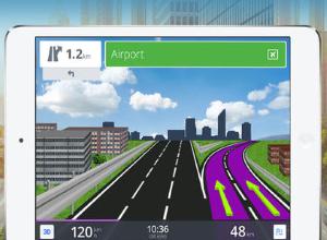Лучшие навигаторы для iPhone - оффлайн, онлайн, для Европы или России