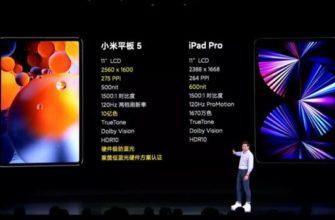 Обзор 8-дюймового планшета Xiaomi Mi Pad 4