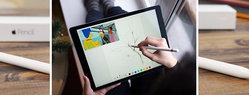 Выбираем стилус для iPad — iStore Блог