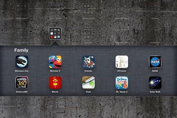 Как создать папку на рабочем столе iPhone и iPad   Tablets24