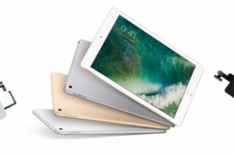 Ремонт iPad 2019 в Москве, цены от1000рублей