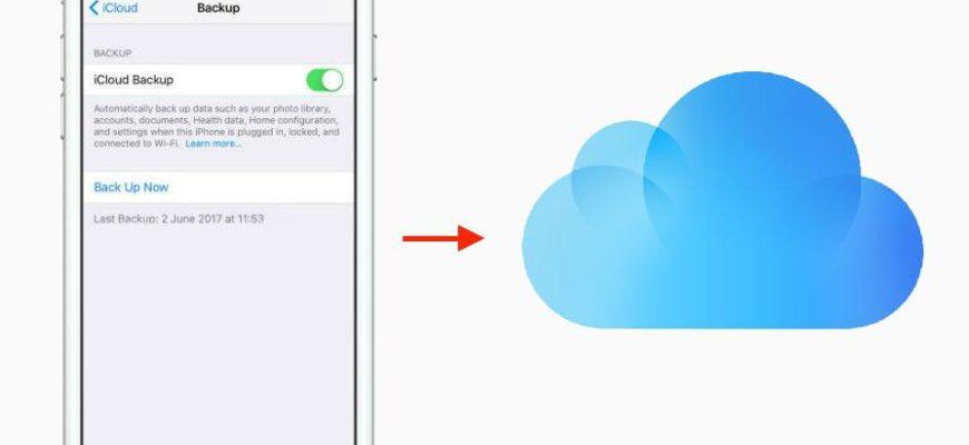 Каким облаком на iPhone я пользуюсь в 2021 году  