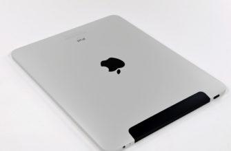 Как разобрать iPad своими руками
