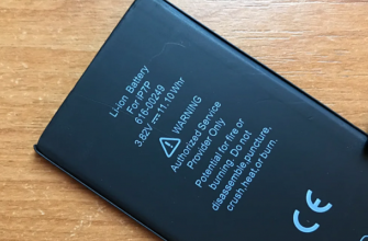 При какой ёмкости нужно менять аккумулятор iPhone на новый |