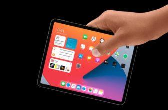 Релиз компактного планшета Apple iPad mini 6 состоится во II полугодии 2021 года