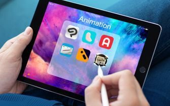 Animation Apps for iPad in 2021