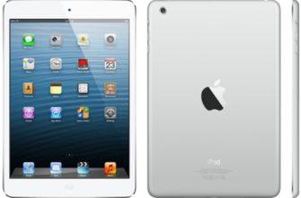 Apple iPad mini 16GB MD531RS/A технические характеристики планшета Apple iPad mini 16GB MD531RS/A
