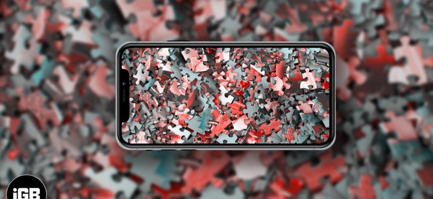 Головоломки на IOS (iPhone и iPad) | AppTime