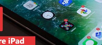 Как восстановить iPad без iTunes