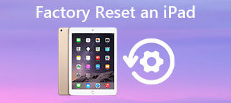 [Factory Reset iPad] Восстановление iPad до заводских настроек