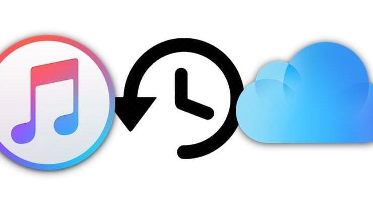 Восстановление всего контента из резервной копии на iPhone - Служба поддержки Apple