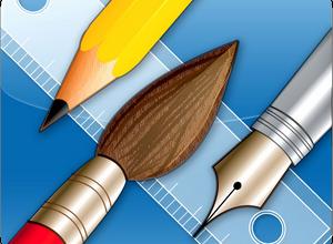[App Store] iDraw - отличный векторный графический редактор для iPad – Проект AppStudio