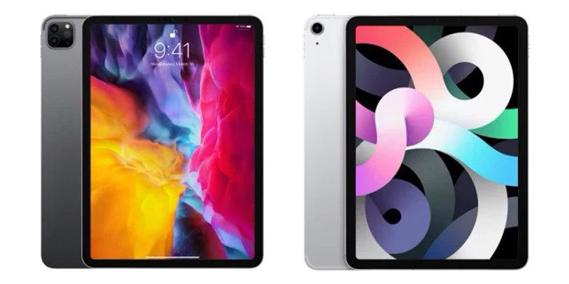Чем отличается iPad Pro 2021 от iPad Pro 2020 |
