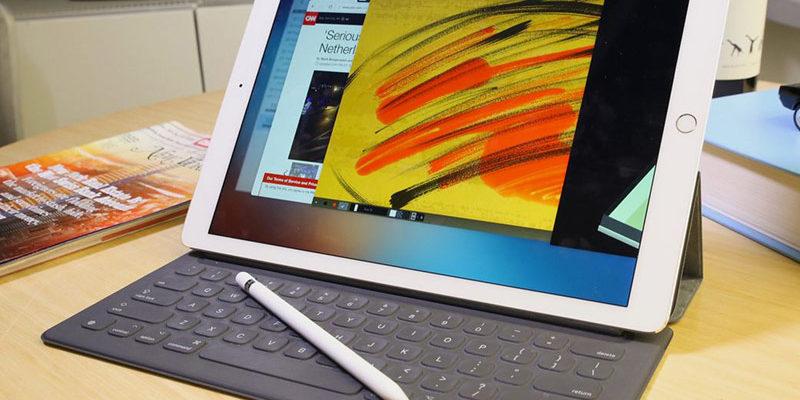 Может ли iPad заменить ноутбук в 2019 году? -