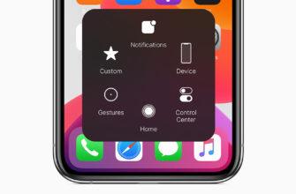 Кнопка Домой на экране Айфона (Assistive Touch): как включить и пользоваться  | Яблык
