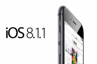 Скачать iOS 8.1 для iPhone, iPod touch и iPad [ссылки] -