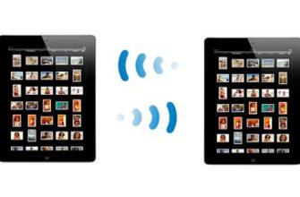Синхронизация iPad с iPad | Все про iPad