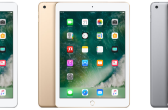 iPad (5th generation) - Technical Specifications