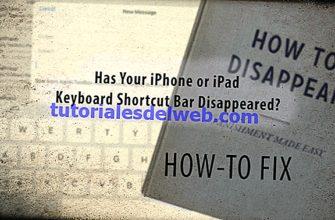 исчезла панель быстрого доступа для iPhone, iPad, исправлена ошибка