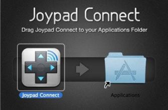 Joypad: Джойстик из iPhone и iPod Touch   ПростоMAC