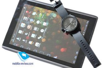 Acer Iconia Tab A500: обзор первого планшета с Android 3.0, официально продаваемого в России / Планшеты