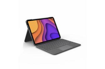 Logitech Folio Touch — чехол для iPad Pro с подставкой, клавиатурой и трекпадом — Wylsacom