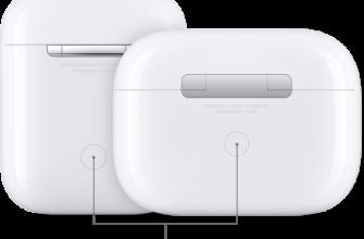 Подключение AirPods к iPhone, iPad, MacBook, Apple Watch и другим гаджетам: инструкция