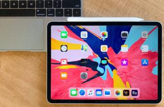 Как подключить Apple Pencil к iPad