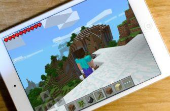 Minecraft: Pocket Edition 1.17.10 скачать для iOS