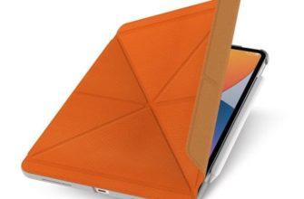 Обзор Moshi VersaCover для iPad: инновационный магнитный чехол со складной обложкой  | Яблык