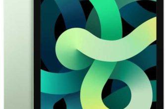 Apple iPad Air (2020) 256Gb Wi-Fi   Cellular Green